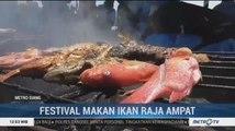 Kemeriahan Festival Makan Ikan Raja Ampat