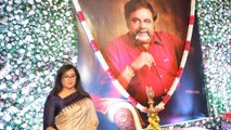 Ambareesh's day of commemoration was filled with all sandalwood stars