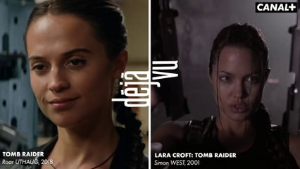 Tomb Raider - Déjà Vu - Références et influences de cinéma