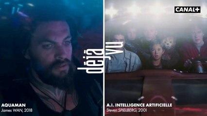 Aquaman - Déjà Vu - Références et influences de cinéma