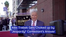 Alex Trebek And This Jeopardy Answer
