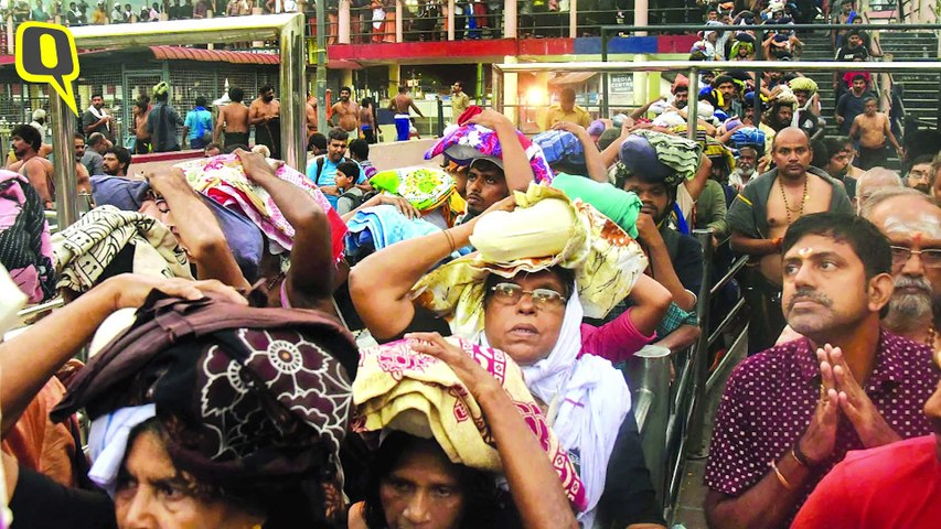 SC Refers Sabarimala Temple Case to Larger Bench: Who Said What