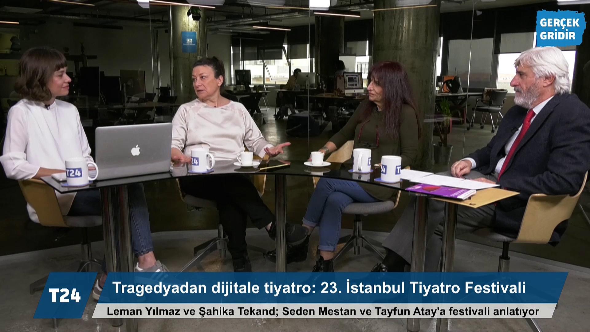 Tragedyadan dijitale tiyatro: 23. İstanbul Tiyatro Festivali başladı