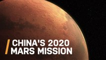 China On Track for 2020 Mars Mission
