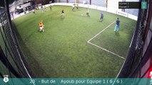 But de    Ayoub pour Equipe 1 le dimanche 10 novembre à 16:03