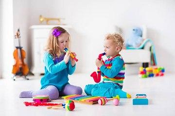 La música y sus beneficios en el cerebro de los niños