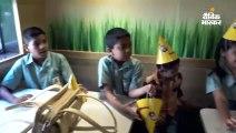 स्पेशल बच्चों के साथ पुणे की एक संस्था ने मनाया बाल दिवस