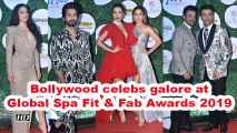Bollywood celebs galore at Global Spa Fit & Fab Awards 2019