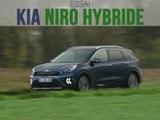 Essai Kia Niro Hybride Premium (2019)