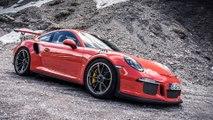Porsche 911 GT3 RS: Rapide… sacrément rapide!