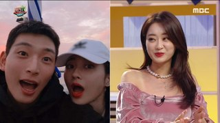 [HOT] Kyung Ri ♥ Jeong Jinun Love story, 섹션 TV 20191114