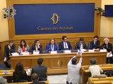 Roma - Conferenza stampa di Paolo Lattanzio e Vittoria Casa (14.11.19)