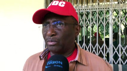 L'opposant Sidya Touré soupçonne le ministre de la Sécurité de vouloir le liquider (Bilan marche 14 novembre)