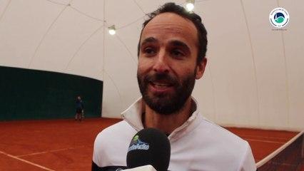 Olivier Ramos, capitaine adjoint et directeur du Centre de Compétition du Tennis Club de Paris - #GoTCP