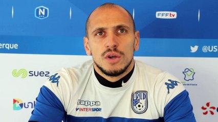 Veille de match - Ludovic Gamboa