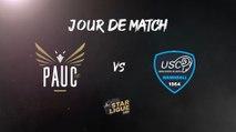 JOUR DE MATCH EPISODE 5 - PAUC vs CRÉTEIL
