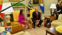 Fmr. U.S. ambassador to UN Nikki Haley claims Trump posed as 'madman' to put sanctions on N. Korea