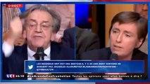 Alain Finkielkraut en total dérive sur le viol lors d'un débat sur LCI