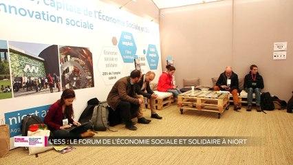L'ESS ça sert à quoi ? A qui ? Quels sont les enjeux de ce 5eme forum ? - L'ESS, le forum de l'économie solidaire et sociale à Niort -