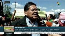 Honduras: eximen a militares de los delitos de lesa humanidad