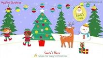 Kidzone - Santa's Here (Instrumental)