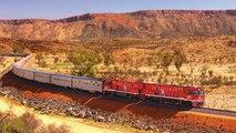 This Scenic Train Ride Is the Best Way to Venture Deep Into the Australian Outback