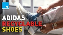 Used, returned, recycled: the future of Adidas sneakers