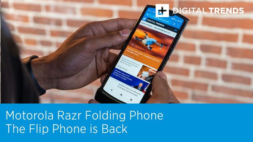 Motorola Razr Hands-on Review | Innovation and Nostalgia