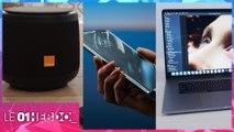 01Hebdo #244 : Djingo, MacBook Pro 16'', Motorola rarz