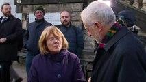 Corbyn reassures heckler about IndyRef2