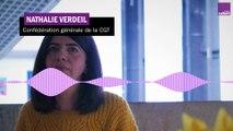 """Nathalie Verdeil, CGT : """"Les rapprochements avec les gilets jaunes sont surtout locaux"""""""