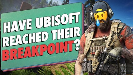 Ubisoft Delay Their Biggest Games Due To Ghost Recon Breakpoint | GameChangers