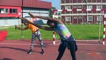 Omnisport   Journée sportive de la 5ème promo de l'ENA