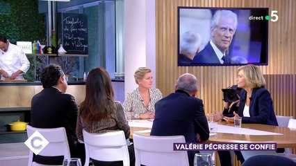 """VIDEO. La remarque hallucinante de Dominique de Villepin à Valérie Pécresse   """"Il n'y a pas de femmes normales en politique, il n'y a que des femmes névrosées"""""""