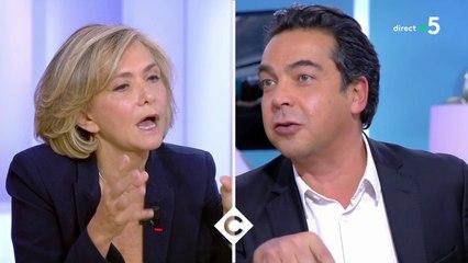 Valérie Pécresse s'exprime - C à Vous - 14/11/2019
