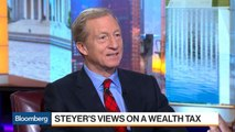 Billionaire Presidential Candidate Tom Steyer Supports the Wealth Tax