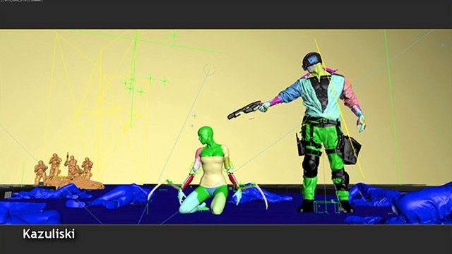 Cyberpunk 2077 Teaser Trailer Retrospective Kazuliski