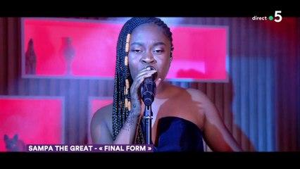 Le live: Sampa the Great « Final Form » - C à Vous - 14/11/2019