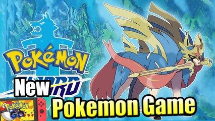 Pokemon Sword Shield #2 — Epic Pokemon in Forest {Switch} Walkthrough part 2