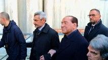 Berlusconi a Venezia: bisogna completare Mose immediatamente