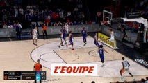 L'Anadolu Efes Istanbul de justesse - Basket - Euroligue - 8e j.