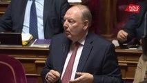 PLFSS : « Le Parlement ce n'est pas BFM ou CNews » déclare au gouvernement Hervé Marseille