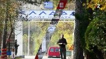 Jihadistes étrangers : la photo d'un Américain coincé à la frontière gréco-turque fait le tour du monde