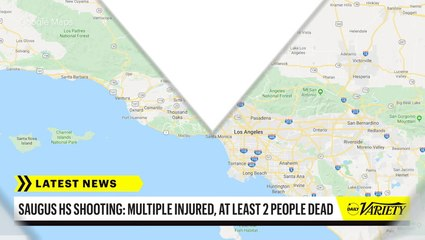 Shooting at California's Saugus High School Leaves Two Dead, Multiple Injured