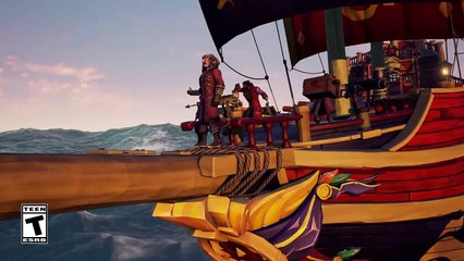 Sea of Thieves - X019 - The Seabound Soul update