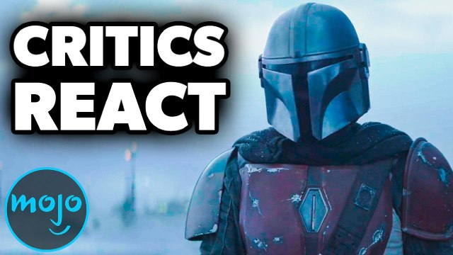 Top 10 Things Critics Are Saying About the Mandalorian