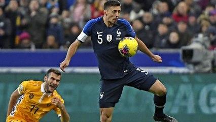 Equipe de France : Raphaël Varane au secours de Clément Lenglet