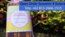 PROMO!!! +62 813-2666-1515, Souvenir Untuk Acara 4 Bulanan Termurah sekitar Ambon