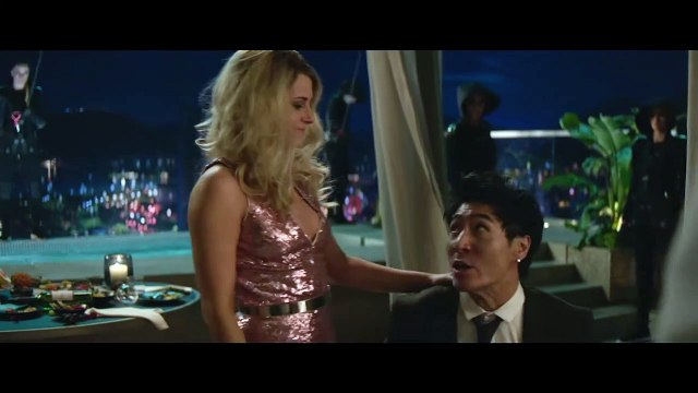 Charlie's Angels Movie Clip - Delivering Australian Johnny