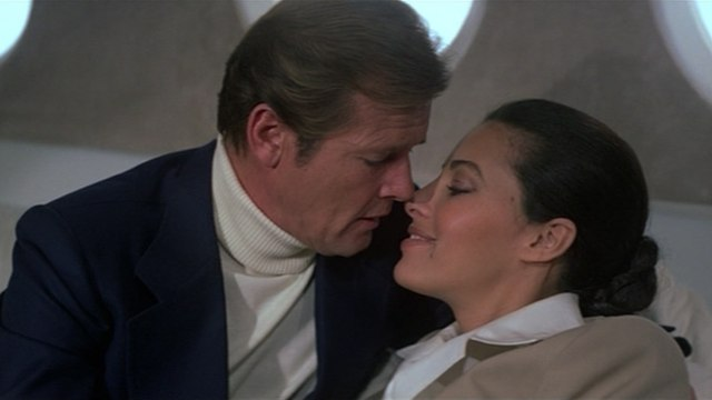 James Bond Moonraker movie (1979) -  Roger Moore